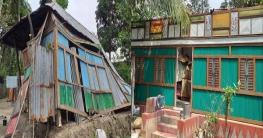 আগাম কালবৈশাখীতে বিধ্বস্ত মুরাদনগর
