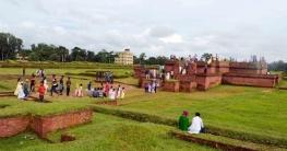 পর্যটকদের অপেক্ষায় শালবন বৌদ্ধ বিহার-ময়নামতি জাদুঘর