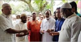 ব্রাহ্মণপাড়ায় ২৪ ঘন্টা সেবা প্রদানের লক্ষে ঔষুধ দোকানের উদ্বোধন