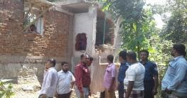 নাঙ্গলকোটে সরকারি খাল পাড়ের অবৈধ স্থাপনা উচ্ছেদ