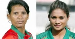 নারী আইপিএলে বিকেলে মুখোমুখি সালমা-জাহানারা