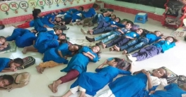 স্কুলে ঘুমিয়ে দিন পার করছে ১৭৪টি বিদ্যালয়ের শিক্ষার্থীরা