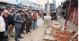 কুমিল্লায় ডিজিটাল 'গ্রীন এন্ড ক্লিন সিটির' পরিকল্পনা