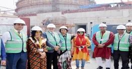 'রূপপুর প্রকল্পে সর্বোচ্চ গুরুত্ব দিয়েছেন প্রধানমন্ত্রী'