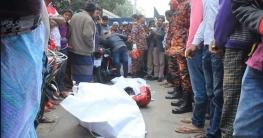 কুমিল্লায় ছিটকে পড়ে মোটরসাইকেল আরোহী নিহত