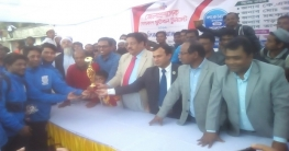জেলা প্রশাসক ফুটবল টুর্নামেন্টের আঞ্চলিক ফাইনাল অনুষ্ঠিত