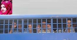 নুসরাত হত্যার ১২জন আসামি এখন কুমিল্লা কারাগারে