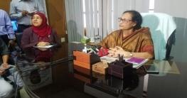 'নারী ও শিশু নির্যাতনের বিরুদ্ধে আন্দোলন গড়ে তুলতে চাই'