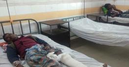 ট্রেন দুর্ঘটনায় আহত ১৩ জন কুমিল্লা মেডিকেলে