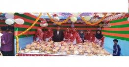 বঙ্গবন্ধু সরকারি কলেজে পিঠা উৎসব