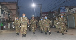 করোনা প্রতিরোধে কুমিল্লায় সেনাবাহিনীর বিভিন্ন পদক্ষেপ গ্রহণ