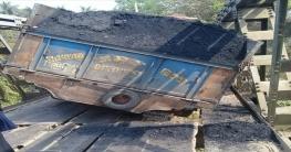 মুরাদনগর -ইলিয়টগঞ্জ সড়ক আটটি বেইলি ব্রিজের দুর্ভোগ