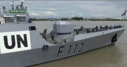 লেবানন যাচ্ছে বাংলাদেশ নৌবাহিনীর যুদ্ধজাহাজ `সংগ্রাম`