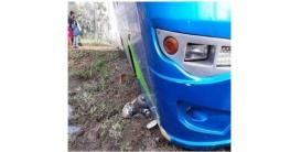 কুমিল্লার লালমাইয়ে বাস চাপায় মোটরসাইকেল আরোহী নিহত