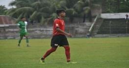 বাংলাদেশ জাতীয় ফুটবল দলে ডাক পেলেন কুমিল্লার আরিফুর