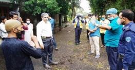 ওসি'র হস্তক্ষেপে বেতন পেল ২৮৬ শ্রমিক