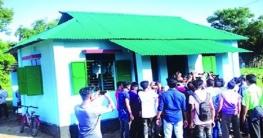 আশ্রয়ণ প্রকল্পের নতুন ঘর পেলো তিনশ' গৃহহীন পরিবার